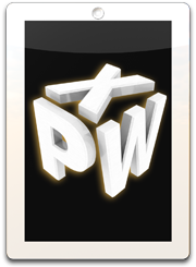 Policy Worx Section Symbol on Tablet
